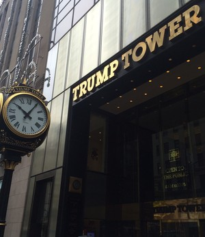 Trump Tower Marin Nova York (Foto: Martin Fernandez)