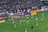 Gol do Timão sai de tabela com sete toques entre Romarinho e R. Augusto