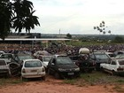 Mais de 800 veículos apreendidos serão leiloados em Araguaína