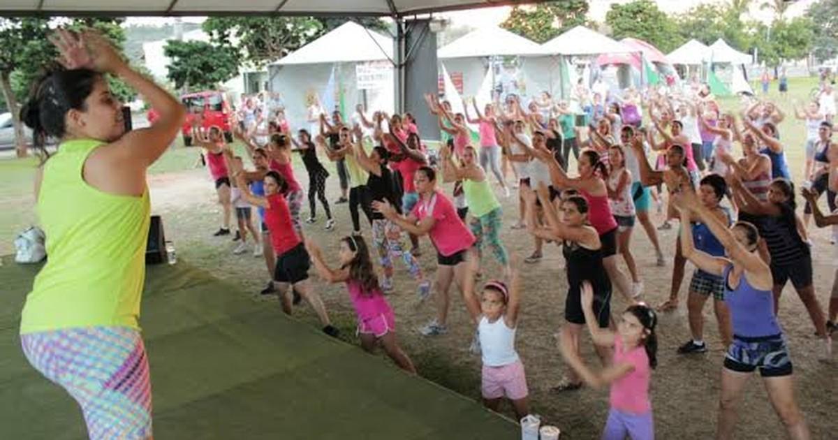 Projeto em Jaguariúna oferece aulas de dança e ginástica ... - Globo.com