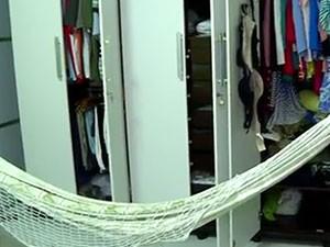 Bando revirou casa das vítimas (Foto: Reprodução/Inter TV Cabugi)