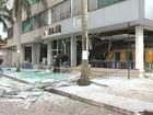 Polícia diz que explosão e assalto a bancos no ES podem ter ligação