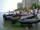 Grupo de cubanos chega às praias de Miami após travessia de 10 dias