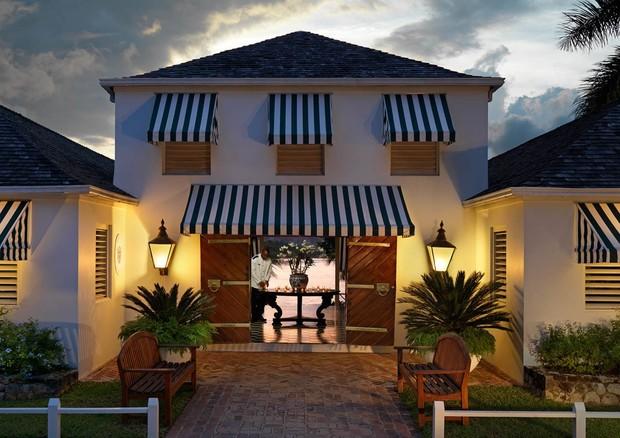 Casa no resort Round Hill (Foto: Divulgação)