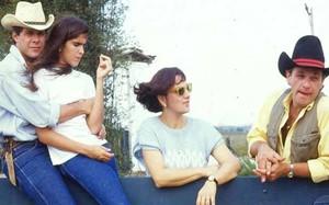 José Mayer, Malu Mader, Denise Del Vecchio, Henry Pagnoncelli