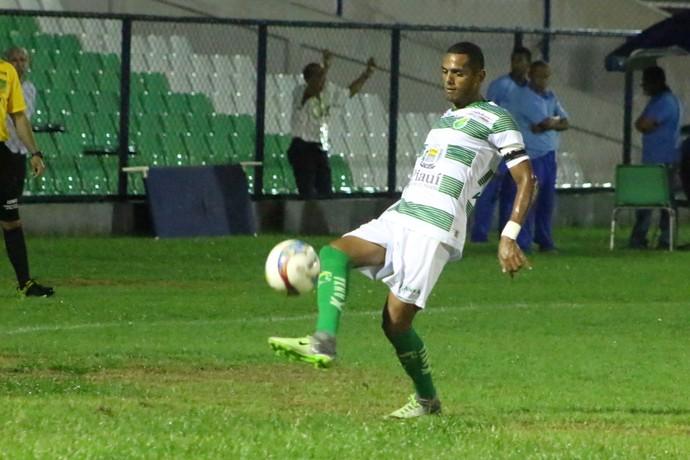 Flamengo-PI x Altos - Dos Santos (Foto: Renan Morais)