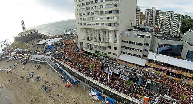 Circuito Barra Ondina 2018 : Carnaval de salvador a maior celebração popular do