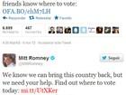 Para incentivar eleitor, candidatos publicam no Twitter locais de votação