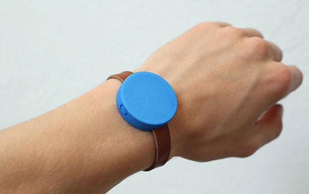 Durr vibra a cada cinco minutos para mostrar tempo passando ao usuário (Foto: Divulgação/Skrekkøgle)
