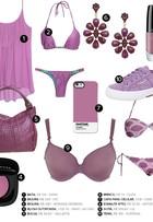 A cor de 2014 é... 'Orquídea radiante'! Veja dez opções de produtos no tom