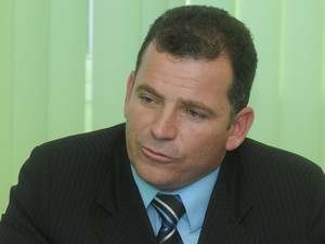 Anderson Pedroni teve candidatura indeferida (Foto: Ricardo Medeiros/ A Gazeta)