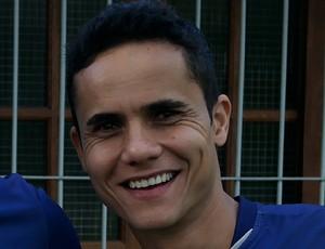 Thiago Martinelli, zagueiro do Espírito Santo (Foto: Richard Pinheiro/GloboEsporte.com)