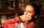 Giovanna Antonelli apresenta novo esmalte de Clara (Foto: Carol Caminha/ TV Globo)