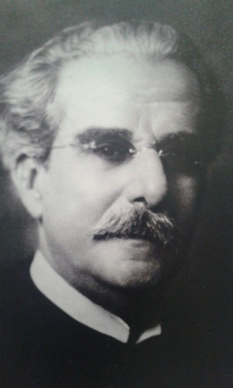 Alfredo Pinto foi escritor, professor e teatrólogo (Foto: Divulgação/Acaccil)