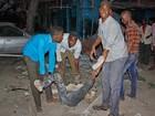 Ataque com carro-bomba a hotel na Somália deixa mortos