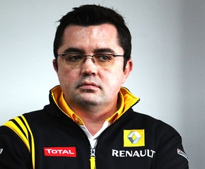Eric Boullier Lotus F1  (Foto: Getty Images)