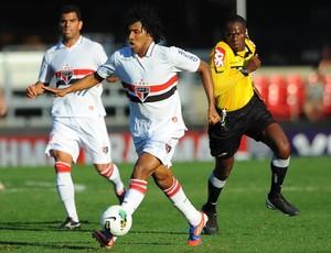 Cortez São Paulo x Flamengo (Foto: Marcos Ribolli / Globoesporte.com)