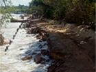 Plano emergencial instala contenção para reduzir erosão em Mosqueiro