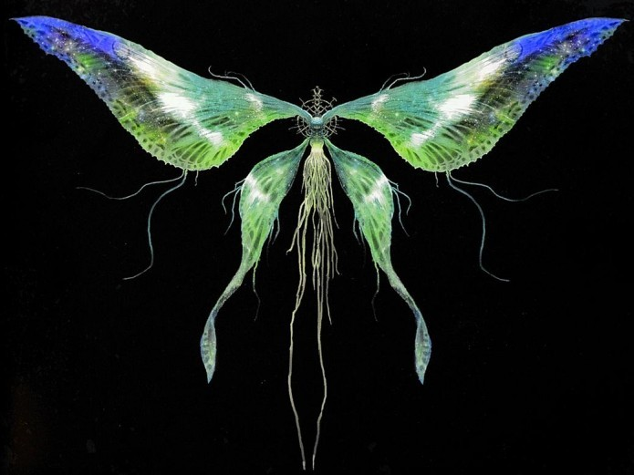 Moonlight Butterfly (Foto: Divulgação)