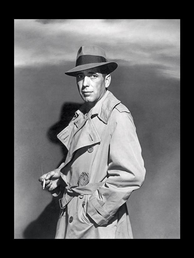 10 Humphrey Bogart (Foto: Glowimages / The Granger Collection The Granger Collection)
