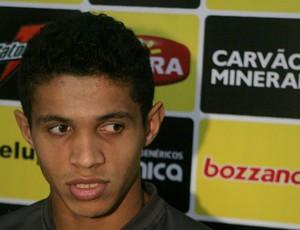 Diego Oliveira, Criciúma (Foto: Fernando Ribeiro, Divulgação / Criciúma EC)
