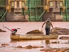 Instituto faz expedição e registra tragédia da lama no Rio Doce
