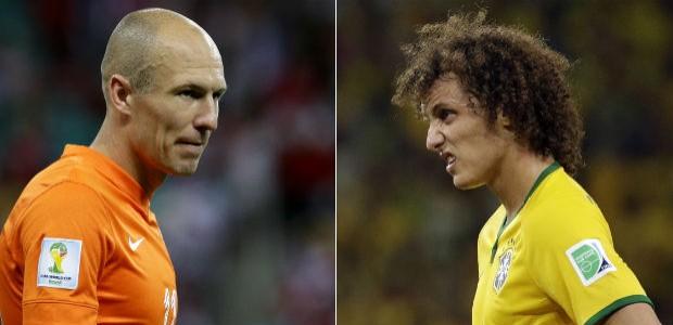 Brasil e Holanda duelam pelo 3º lugar