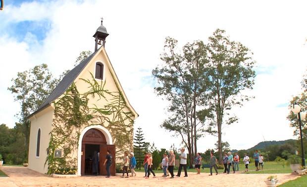 O Meu Paraná deste sábado (28) faz uma viagem pela Rota do Rosário (Foto:  Reprodução/RPC)