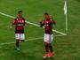 """Júnior destaca atuação de Guerrero: """"Fez a melhor partida no Flamengo"""""""