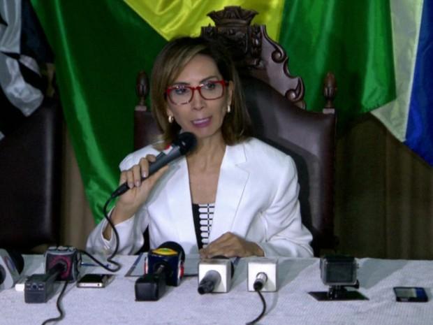 Dárcy Vera (Foto: GloboNews reprodução)