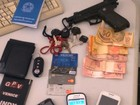 Trio é detido com veículos roubados e arma falsa em Praia Grande, SP