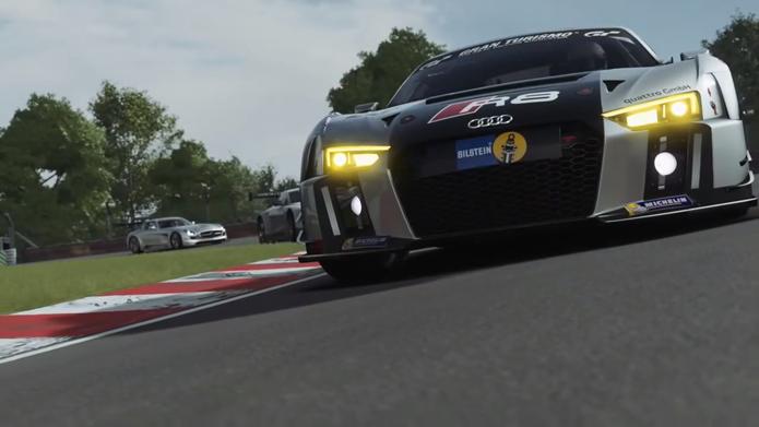 GT Sport é o primeiro Gran Turismo do PS4, game deve chegar em 2016 (Foto: Reprodução/YouTube)