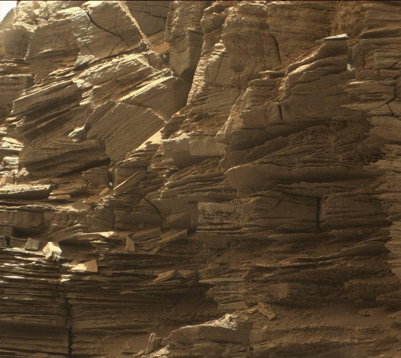 curiosity (Foto: Curiosity/NASA)