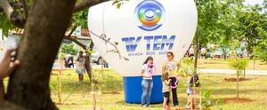 Cidade de Catanduva recebe o projeto da TV TEM no dia 05 de junho, veja programação (TEM Mais Verde / TV TEM)
