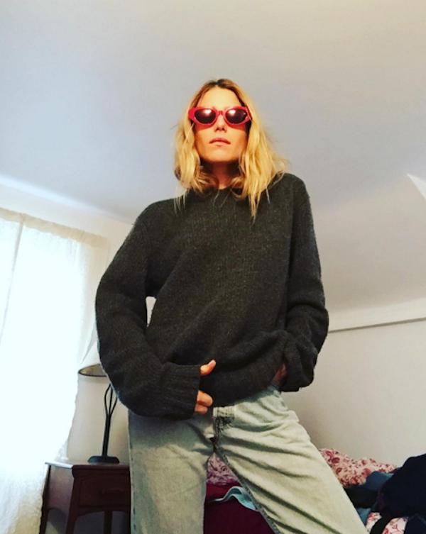 A modelo Dree Hemingway (Foto: Instagram)