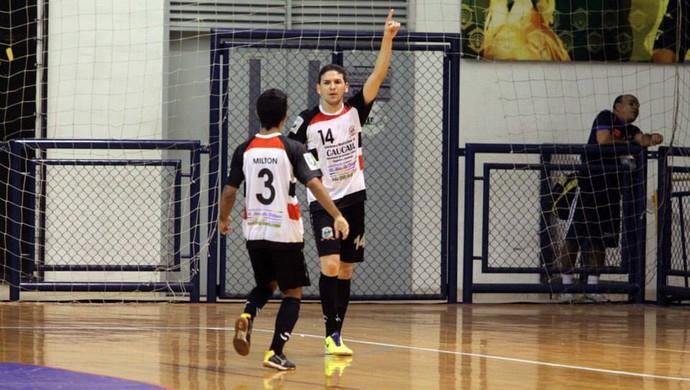 Caucaia vence Tianguá e é finalista da Copa TVM (Foto: Zé Rosa Filho/FCFS/Divulgação)