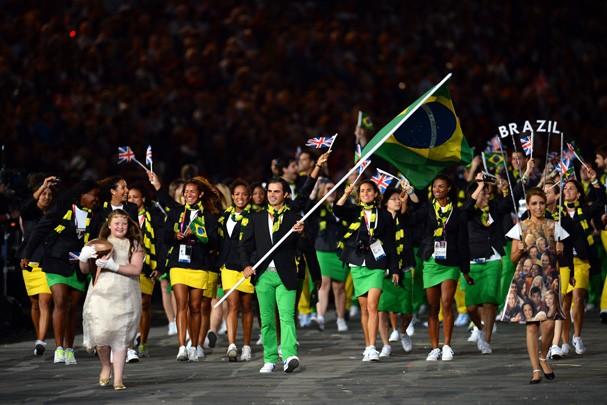 Brasil em 2012 (Foto: Getty Images)