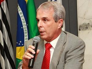 Carlos José Barreiro, secretário de Transportes de Campinas (Foto: Fernanda Sunega / PMC)
