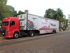 Carreta realiza exames de mamografia gratuitamente em Poá