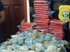 Polícia apreende 63 kg de cocaína em carro que seguia para Rio Branco