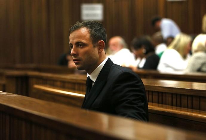 pistorius julgamento (Foto: AP)