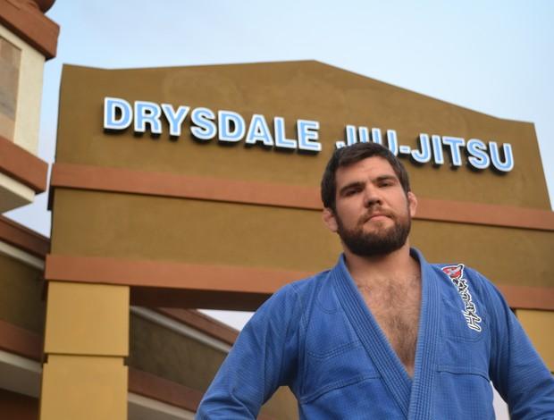 Robert Drysdale MMA UFC (Foto: Adriano Albuquerque)