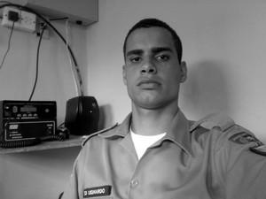 Leonardo Santos era policial militar há seis anos (Foto: Reprodução / Facebook)