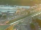 Taxistas fazem carreata em protesto contra morte de colega em Salvador