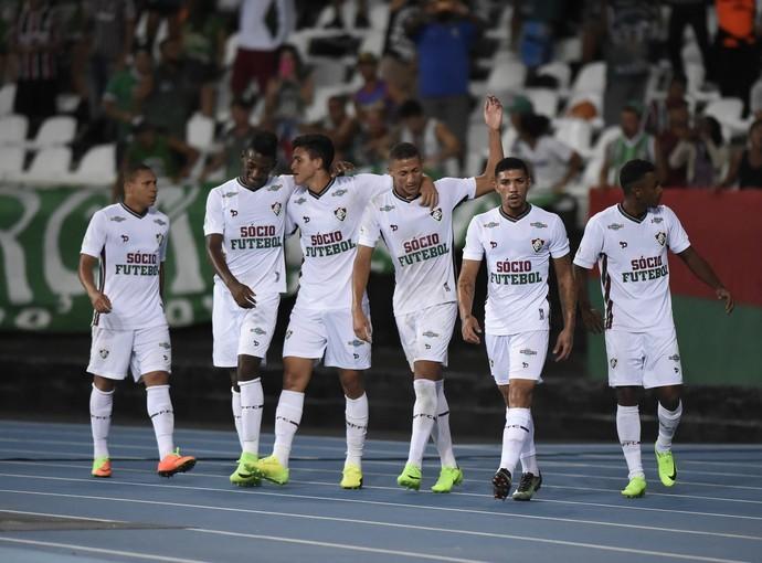 Botafogo x Fluminense  (Foto: André Durão)