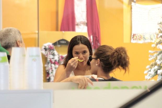 Bruna Marquezine (Foto: Wallace Barbosa / AgNews)
