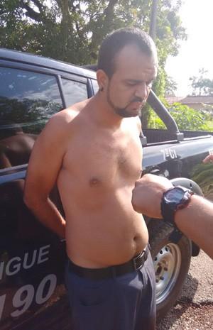 Traficante havia ameaçado matar PM (Foto: Divulgação/SSPMA)