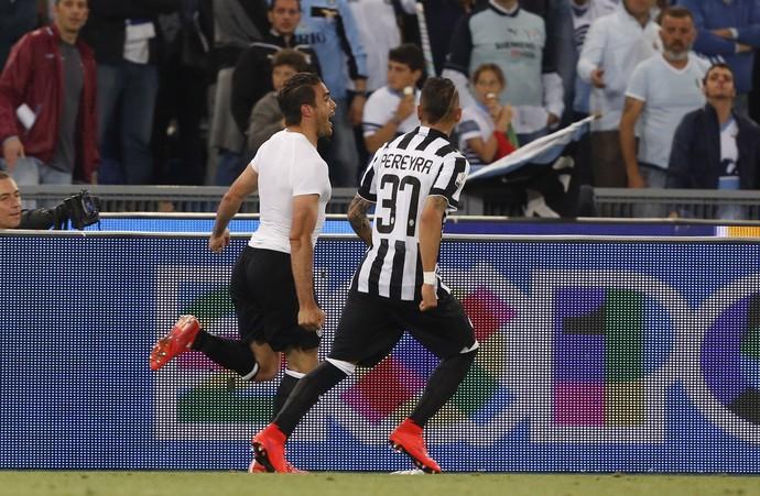 Matri - Juventus x Lazio (Foto: AP)
