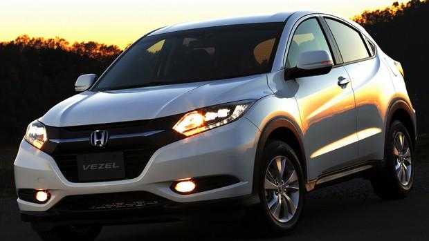 Galeria de fotos do Honda Vezel