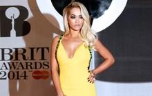 Veja o estilo das famosas no BRIT Awards